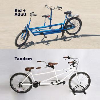 tandem-bikes-rental-barcelona