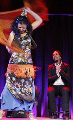 flamenco show in barcelona night tour bike