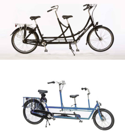 rental tandem-bike