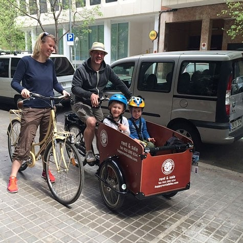 cargo-family-bike-rent-barcelona